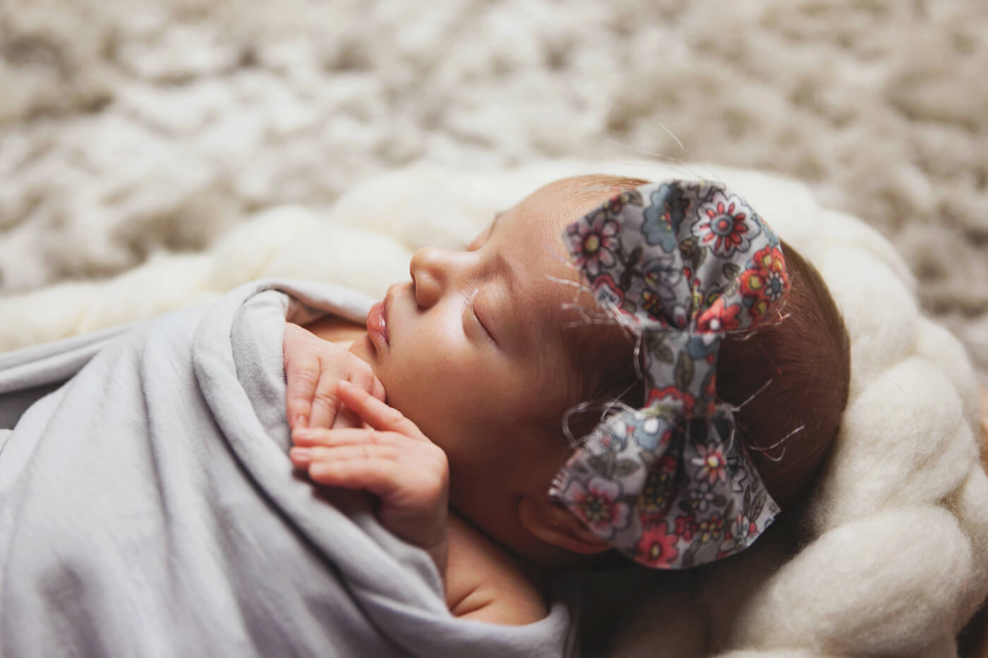 Ensaio newborn – Júlia