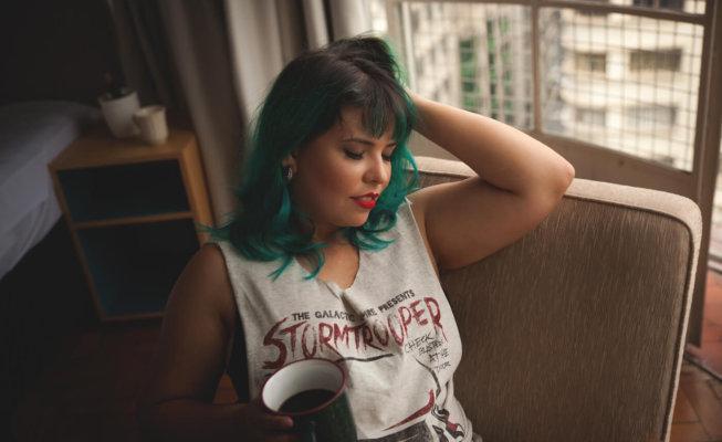 Ensaio feminino – Gisele Souza
