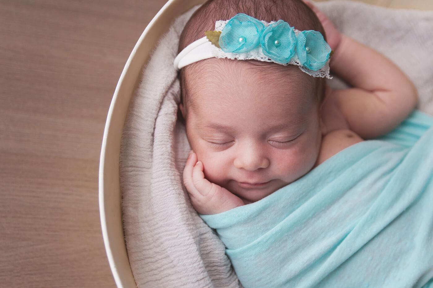Ensaio newborn – Elis