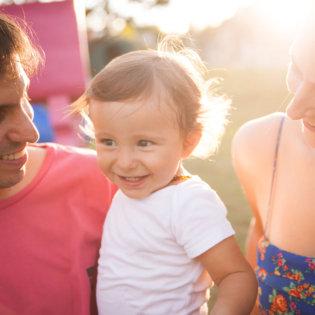 Ensaio lifestyle – Raquel e família