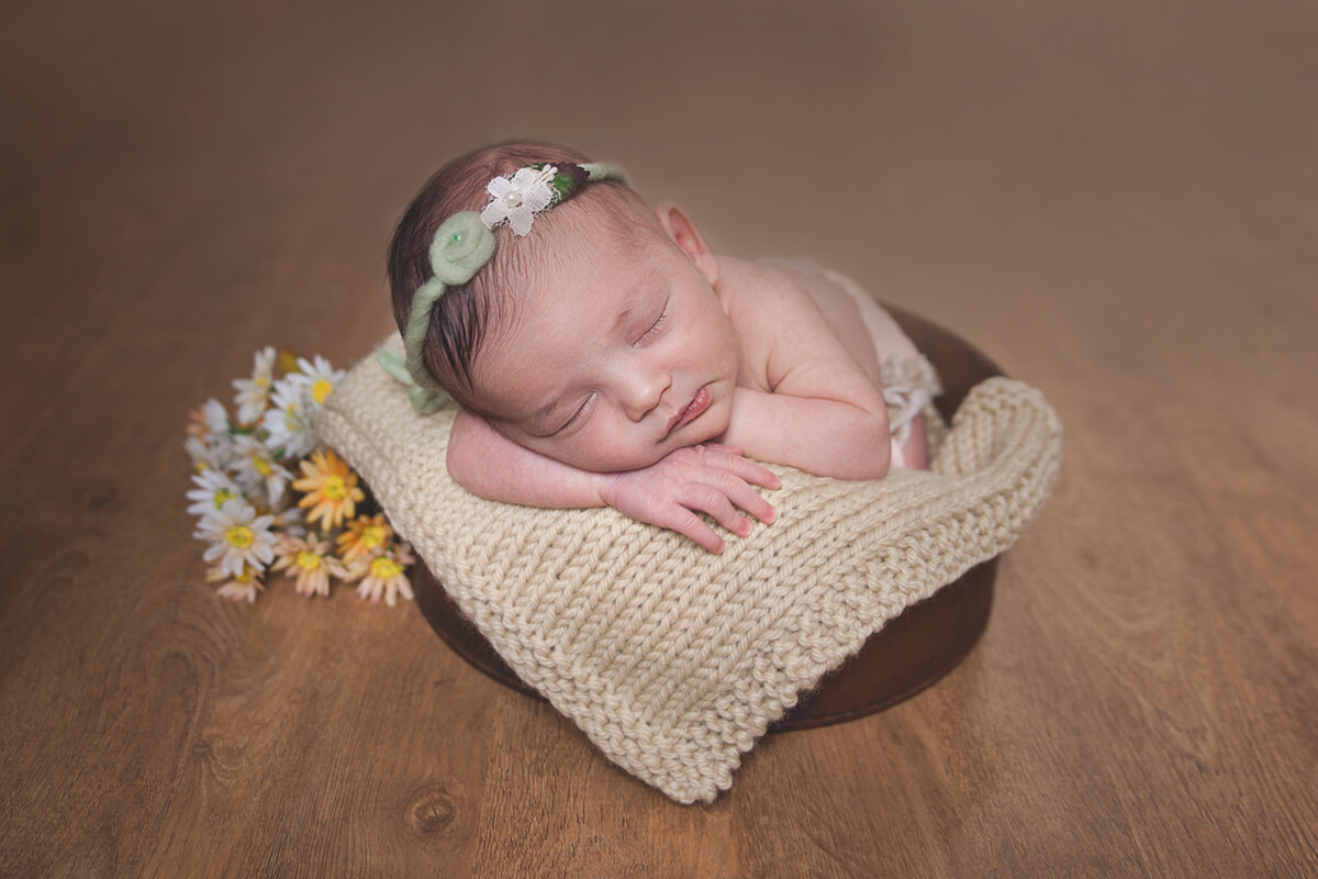 Ensaio newborn – Lais